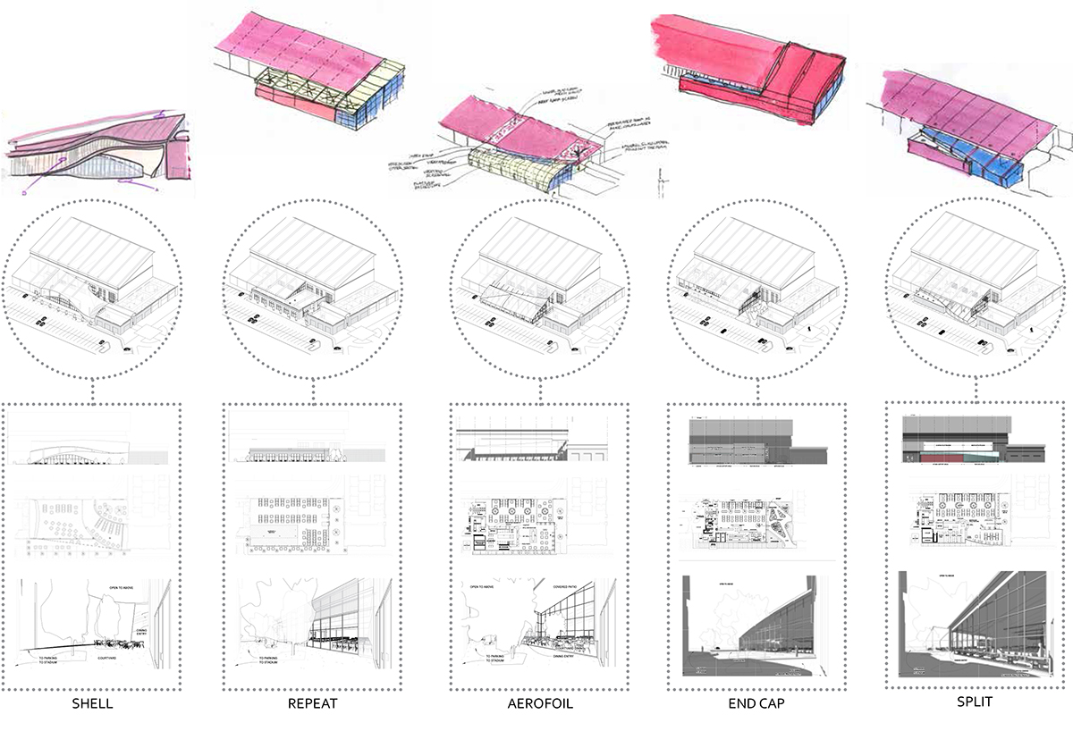 athletic addition concept catalogue